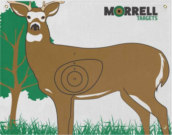 Morrell Whitetail I.B.O. NASP Archery Target Face product image