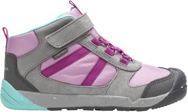 Merrell Kids' Bare Steps Ridge Hiking Shoes product image