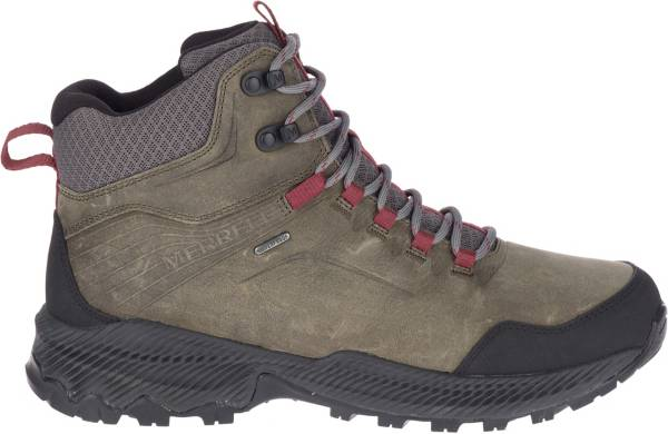 Merrell Men's Forestbound Mid Waterproof Hiking Boots product image