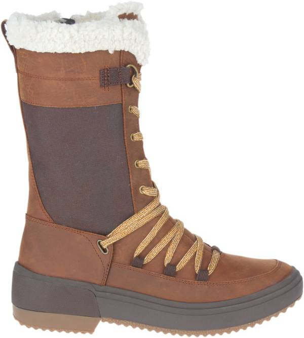 Merrell Women's Tall Lace Polar Waterproof Boot product image