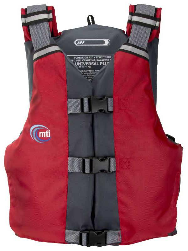 MTI Adult APF Life Jacket product image