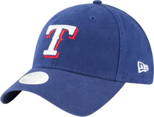 New Era Women's Texas Rangers Blue 9Twenty Adjustable Hat product image