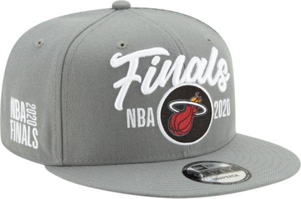New Era Men's 2020 Eastern Conference Champions Miami Heat Locker Room 9Fifty Adjustable Hat product image