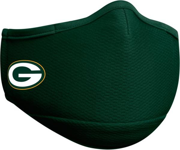 New Era Adult Green Bay Packers Green Face Mask product image