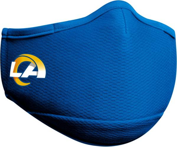New Era Adult Los Angeles Rams Blue Face Covering product image