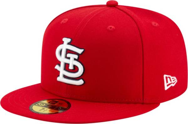 New Era Men's St. Louis Cardinals Red 59Fifty Fitted Hat product image
