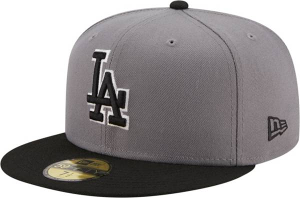 New Era Men's Los Angeles Dodgers Gray 59Fifty Colorpack Fitted Hat product image