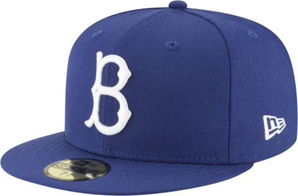 New Era Men's Brooklyn Dodgers Royal 1949 Cooperstown 59Fifty Fitted Hat product image