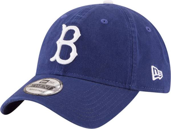 New Era Men's Brooklyn Dodgers Royal Core Classic 9Twenty Adjustable Hat product image
