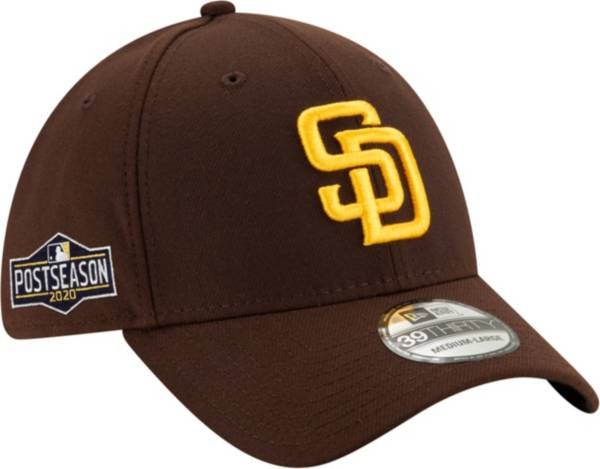 New Era Men's 2020 Postseason San Diego Padres 39Thirty Stretch Fit Hat product image