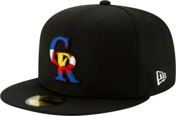 New Era Men's Colorado Rockies 59Fifty Batting Practice Fitted Hat product image
