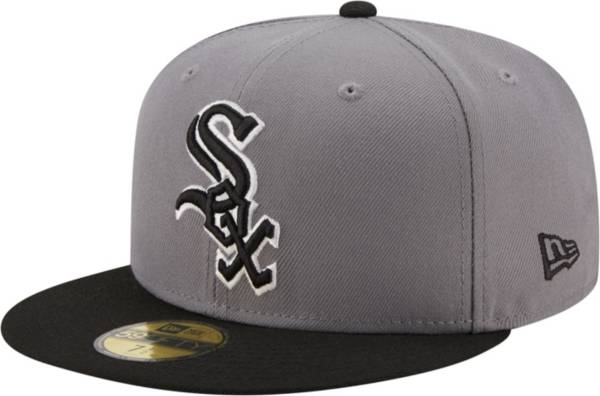 New Era Men's Chicago White Sox Gray 59Fifty Colorpack Fitted Hat product image