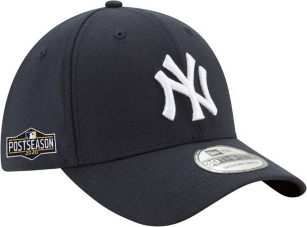 New Era Men's 2020 Postseason New York Yankees 39Thirty Stretch Fit Hat product image