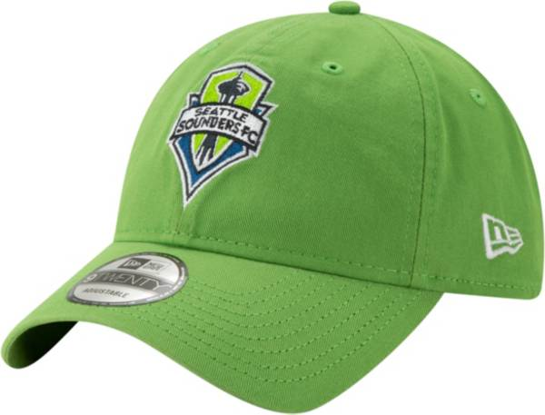 New Era Men's Seattle Sounders Green Core Classic 9Twenty Adjustable Hat product image