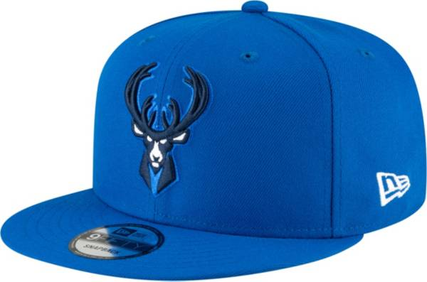 New Era Youth 2020-21 City Edition Milwaukee Bucks 9Fifty Alternate Adjustable Snapback Hat product image