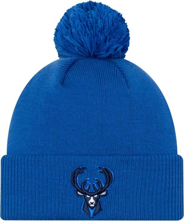 New Era Youth 2020-21 City Edition Milwaukee Bucks Alternate Knit Hat product image
