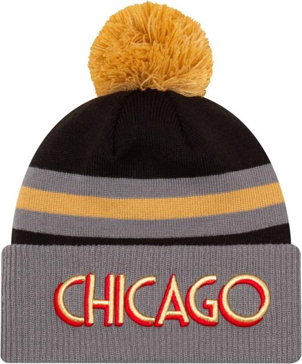 New Era Men's 2020-21 City Edition Chicago Bulls Knit Hat product image
