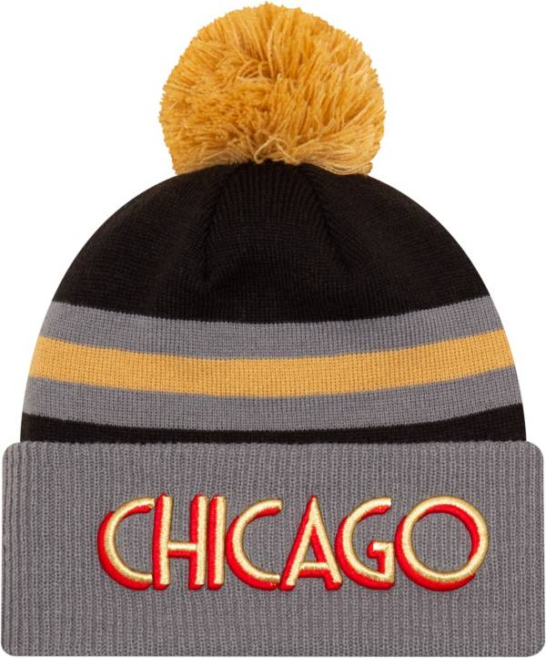 New Era Youth 2020-21 City Edition Chicago Bulls Knit Hat product image