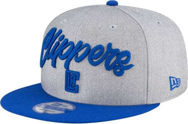 New Era Men's Los Angeles Clippers 2020 NBA Draft 9Fifty Adjustable Snapback Hat product image