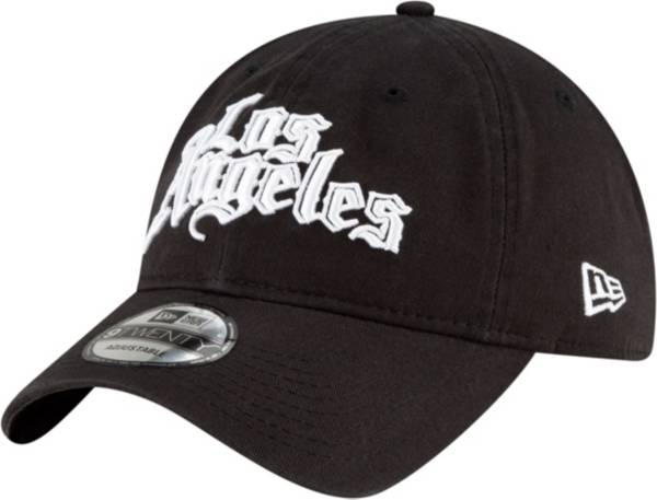 New Era Youth 2020-21 City Edition Los Angeles Clippers 9Fifty Adjustable Snapback Hat product image