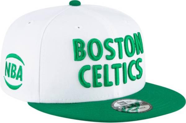 New Era Men's 2020-21 City Edition Boston Celtics 9Fifty Adjustable Snapback Hat product image