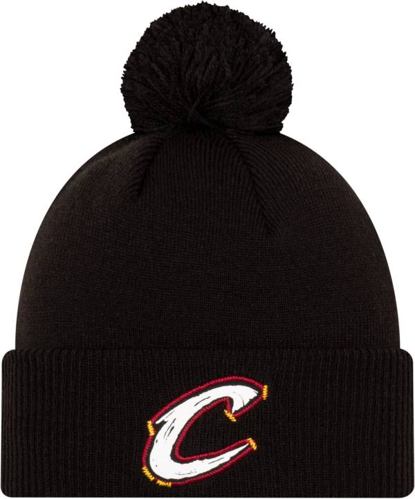 New Era Men's 2020-21 City Edition Cleveland Cavaliers Knit Hat product image
