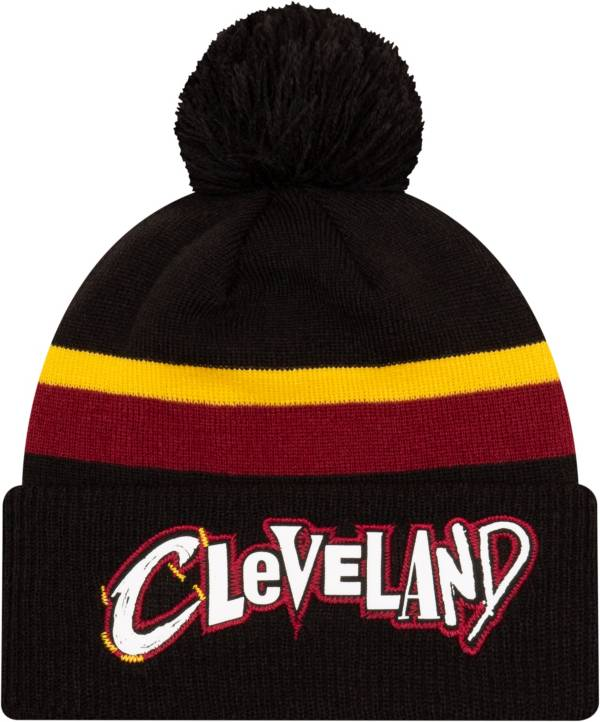 New Era Youth 2020-21 City Edition Cleveland Cavaliers Knit Hat product image