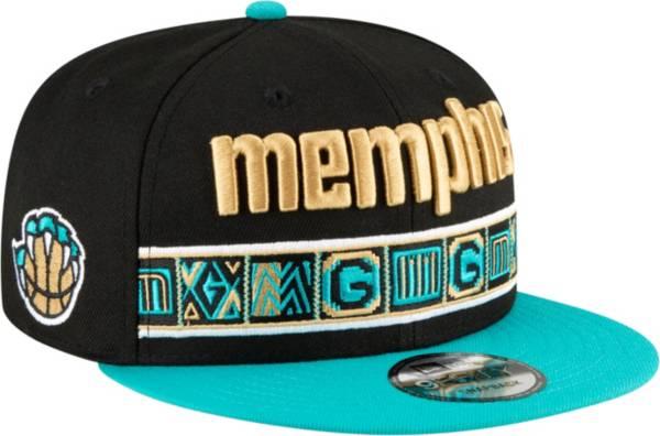 New Era Men's 2020-21 City Edition Memphis Grizzlies 9Fifty Adjustable Snapback Hat product image