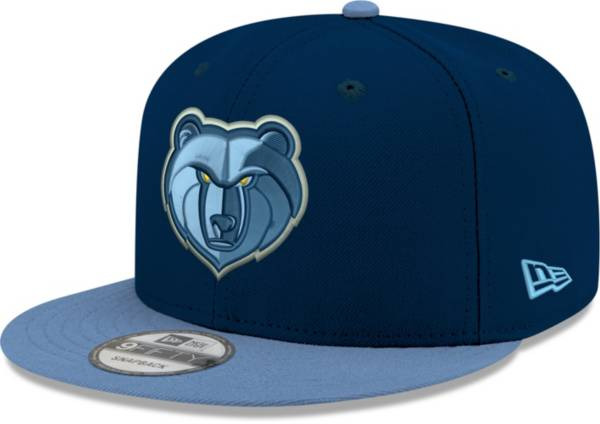 New Era Men's Memphis Grizzlies 9Fifty Two Tone Adjustable Snapback Hat product image