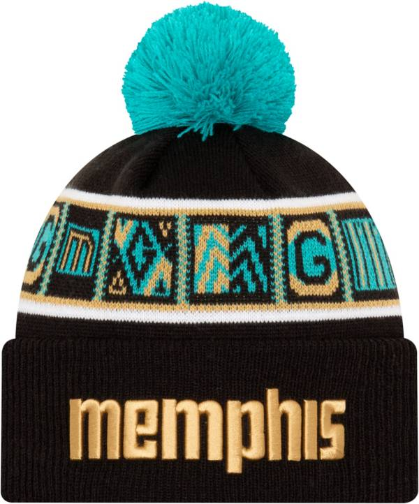 New Era Youth 2020-21 City Edition Memphis Grizzlies Knit Hat product image