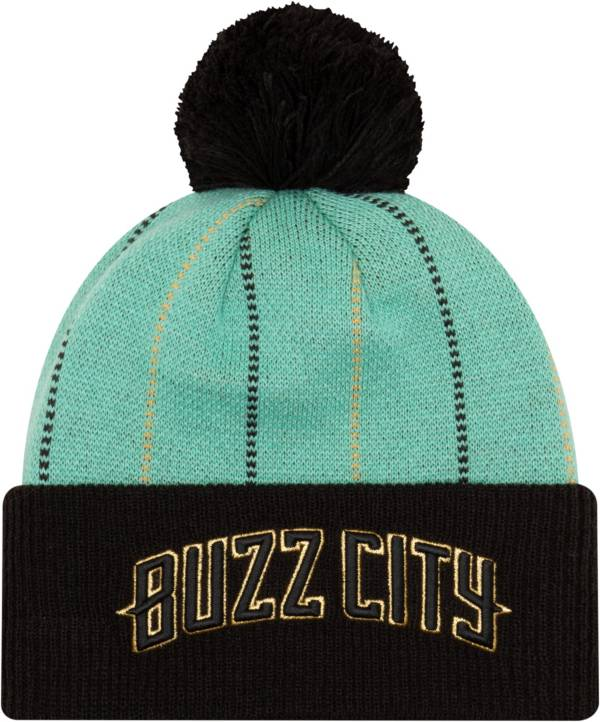 New Era Youth 2020-21 City Edition Charlotte Hornets Knit Hat product image