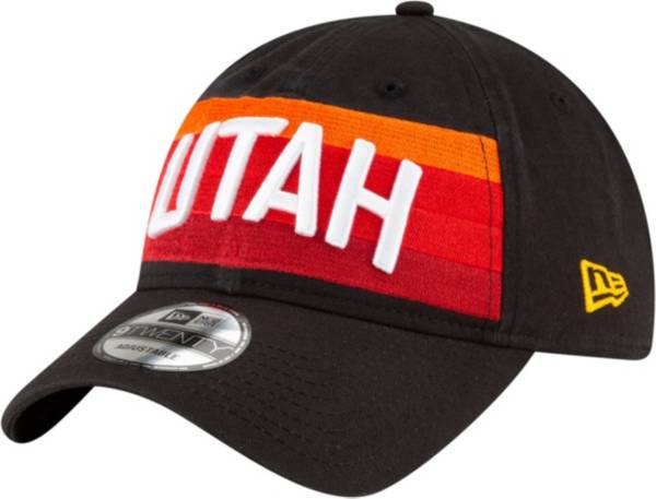 New Era Men's 2020-21 City Edition Utah Jazz 9Twenty Adjustable Hat product image