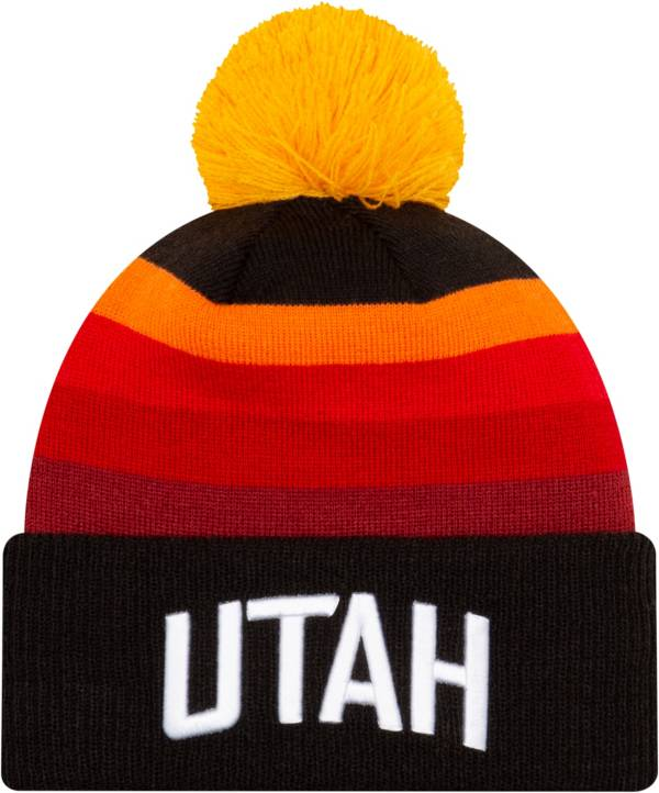 New Era Men's 2020-21 City Edition Utah Jazz Knit Hat product image