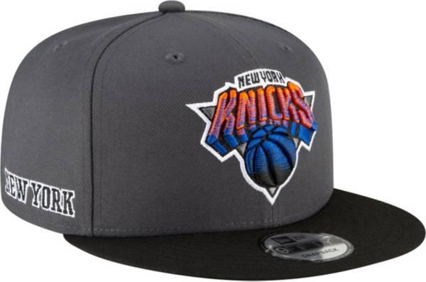 New Era Men's 2020-21 City Edition New York Knicks 9Fifty Alternate Adjustable Snapback Hat product image