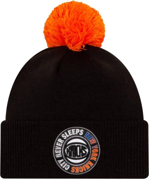 New Era Men's 2020-21 City Edition New York Knicks Knit Hat product image