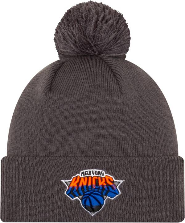 New Era Youth 2020-21 City Edition New York Knicks Knit Hat product image