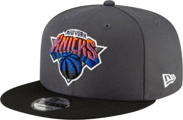 New Era Youth 2020-21 City Edition New York Knicks 9Fifty Alternate Adjustable Snapback Hat product image