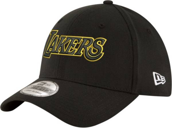 New Era Men's Los Angeles Lakers Black Mamba 39Thirty Stretch Fit Hat product image