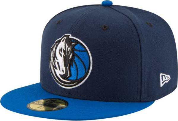 New Era Men's Dallas Mavericks 2Tone 59Fifty Blue Fitted Hat product image
