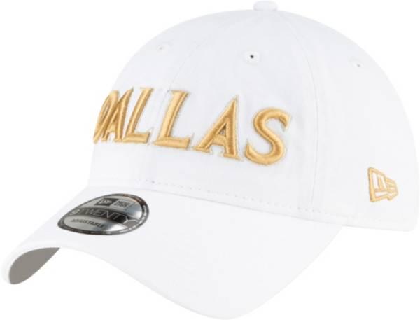 New Era Men's 2020-21 City Edition Dallas Mavericks 9Twenty Adjustable Hat product image