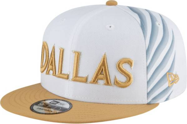New Era Youth 2020-21 City Edition Dallas Mavericks 9Fifty Adjustable Snapback Hat product image