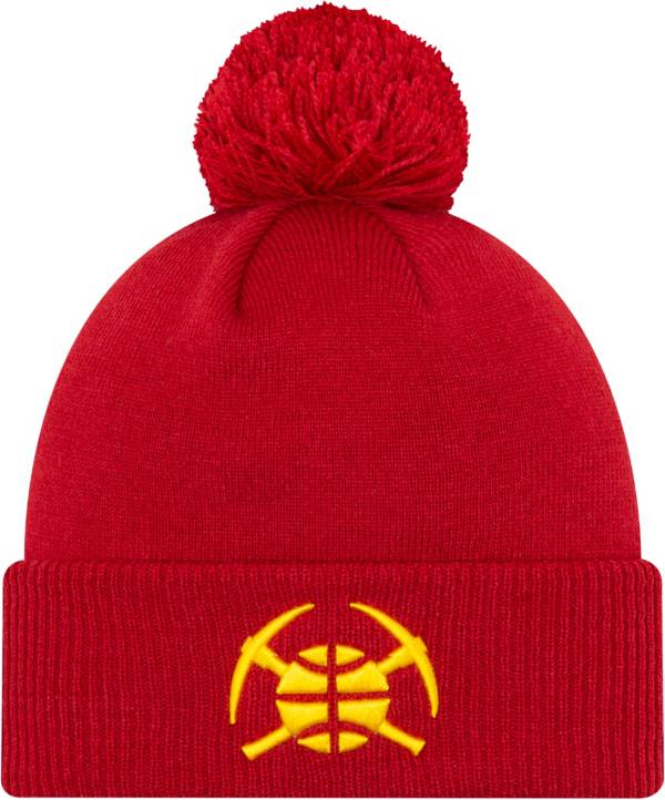 New Era Men's 2020-21 City Edition Denver Nuggets Knit Hat product image