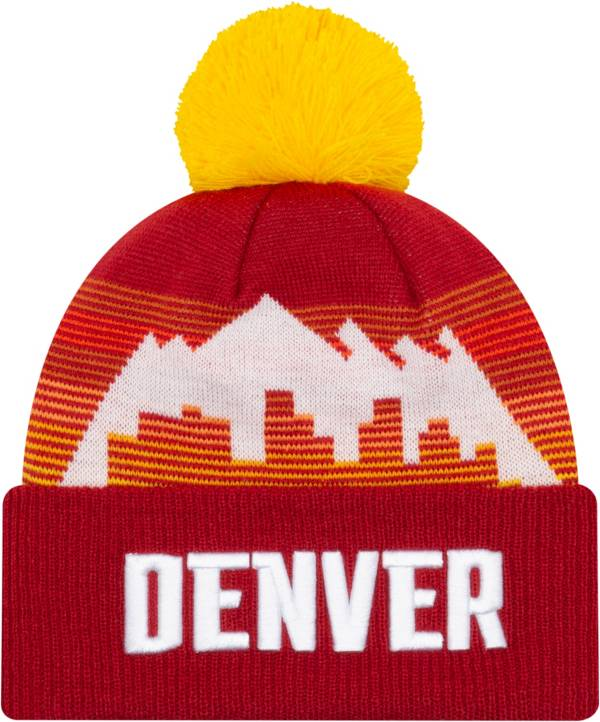 New Era Youth 2020-21 City Edition Denver Nuggets Knit Hat product image
