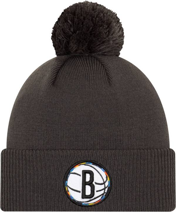 New Era Men's 2020-21 City Edition Brooklyn Nets Knit Hat product image