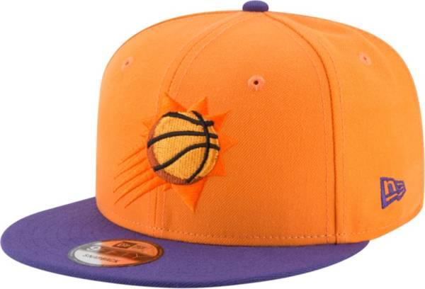 New Era Men's Phoenix Suns 9Fifty Adjustable Two Tone Snapback Hat product image