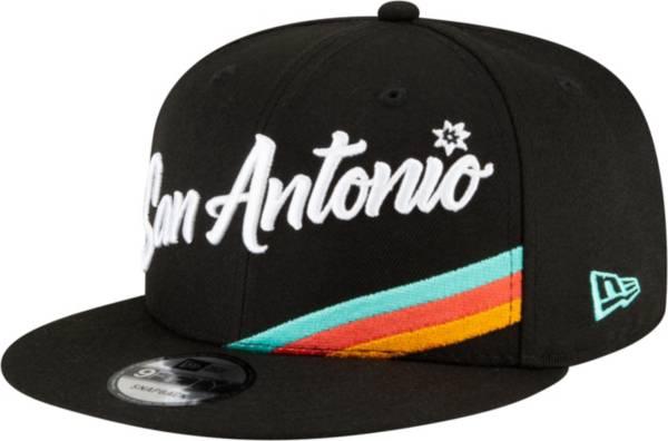 New Era Youth 2020-21 City Edition San Antonio Spurs 9Fifty Adjustable Snapback Hat product image