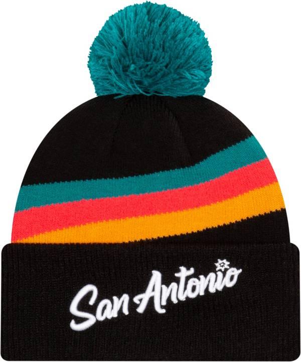 New Era Youth 2020-21 City Edition San Antonio Spurs Knit Hat product image