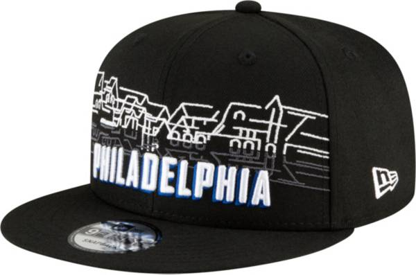 New Era Youth 2020-21 City Edition Philadelphia 76ers 9Fifty Adjustable Snapback Hat product image
