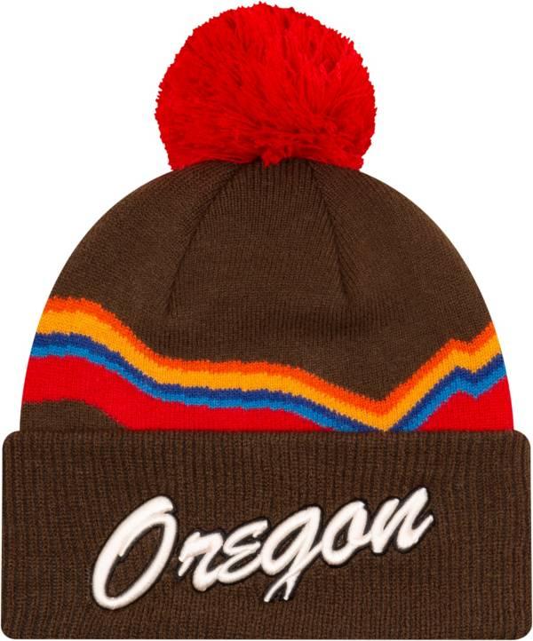 New Era Youth 2020-21 City Edition Portland Trail Blazers Knit Hat product image