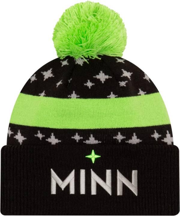New Era Youth 2020-21 City Edition Minnesota Timberwolves Knit Hat product image